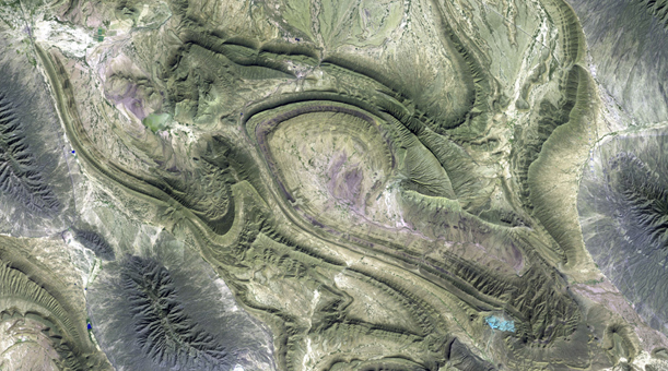 Image courtesy of USGS National Center fro EROS and NASA Landsat Project Science Office